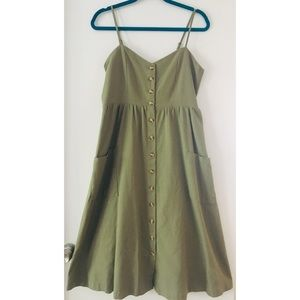 Olive Farm/Summer Dress